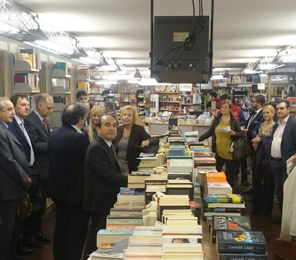 Difesa dell'ambiente e qualità della vita: presentato a Roma l'ultimo libro del Senatore Scilipoti Isgrò