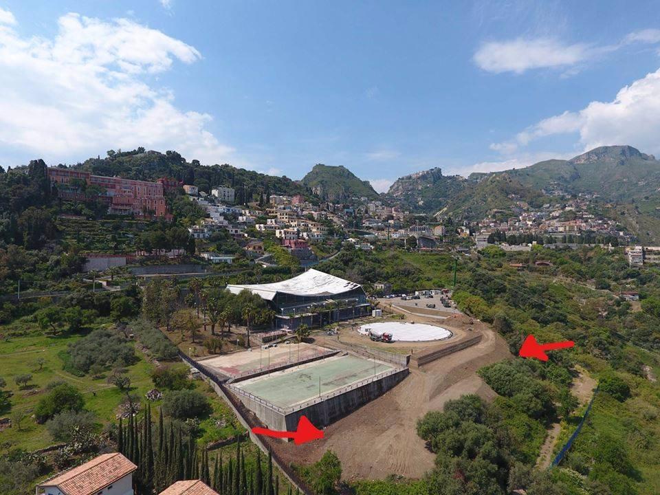 G7 Taormina. La denuncia M5S: Ulivi abbattuti con le ruspe