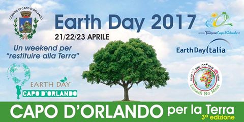 Earth day 2017 – Capo d'Orlando per la terra