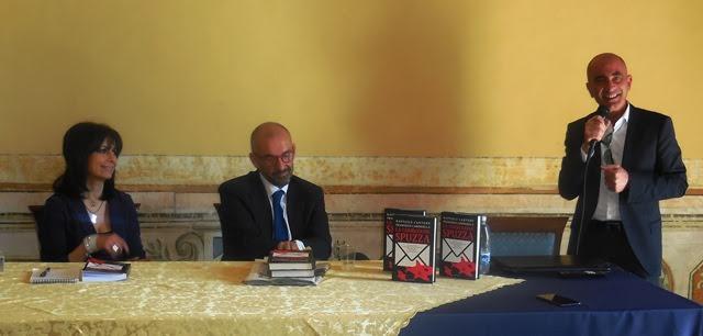 Incontro a Milazzo col Consigliere di Stato, Francesco Caringella