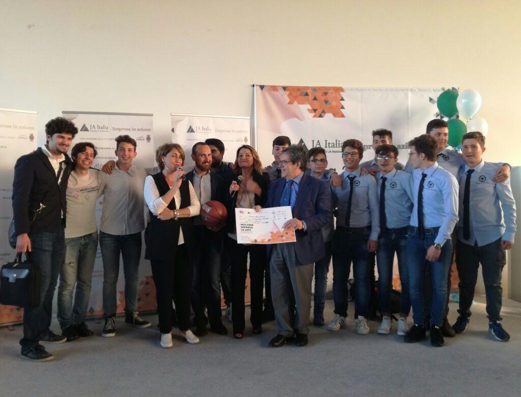 """Studenti-imprenditori il """"Majorana"""" prima scuola in Sicilia"""