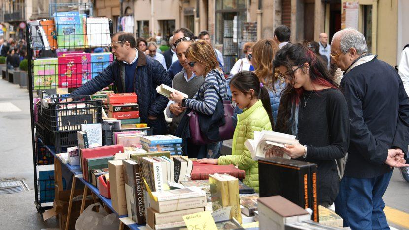 Palermo/ La Via dei Librai: un chilometro di passione, di cultura e di amore per i libri e la lettura