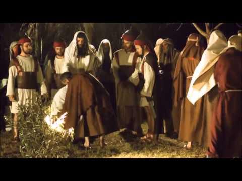 Domenica a Santa Marina di Milazzo la tradizionale rappresentazione della Passione