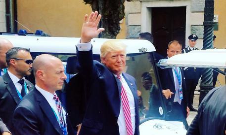 G7: niente conferenza stampa Trump