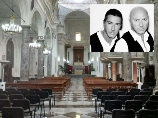 Polizzi Generosa: Importante donazione di Domenico Dolce (D&G) alla Chiesa Madre del suo paese !