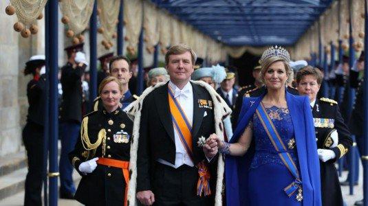I Reali d'Olanda in visita a Palermo a giugno: grandi preparativi in corso