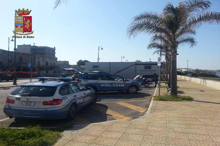 Barcellona, ancora controlli e sequestri della Polstrada