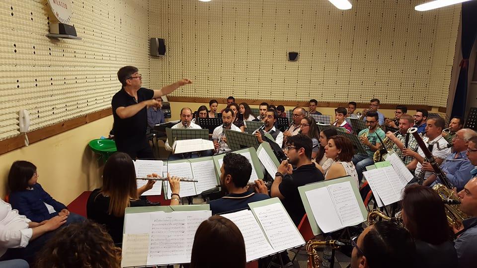 Milazzo, concluso il Corso Avanzato di Direzione di Orchestra Fiati