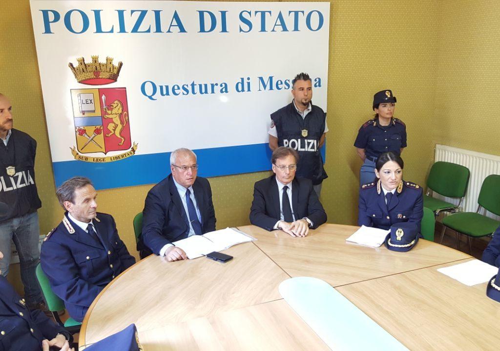 Messina: sgominata banda rapinatori, in carcere impiegato banca e guardia giurata