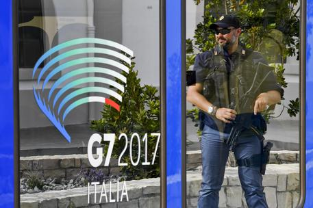 G7: Oltre 7mila unità delle forze di polizia