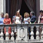 G7: Melania, Brigitte e le altre first lady