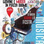 MESSINA/ Messina, l'estate e la cultura! La festa della Musica 2017