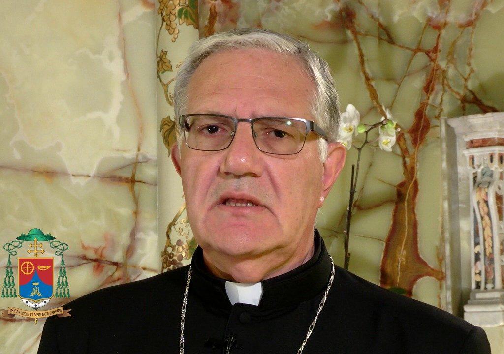 Il Papa consegna Pallio al vescovo di Messina