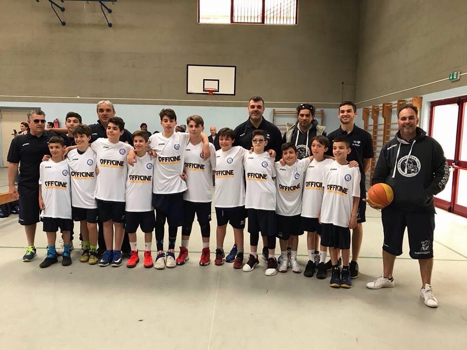 Basket/ Svincolatini Milazzo a Caltanissetta