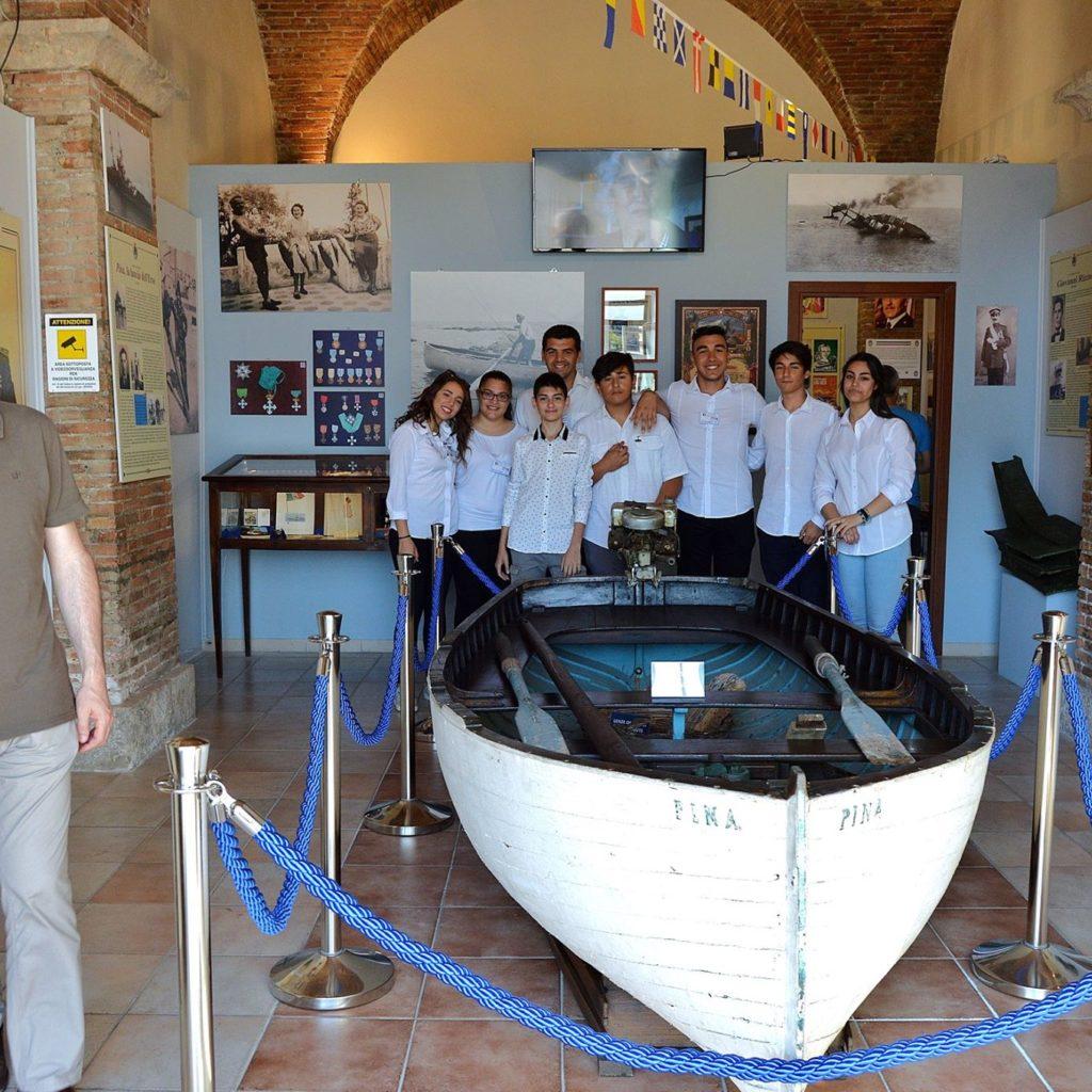 Milazzo, il Museo omaggio a Luigi Rizzo, luogo da visitare