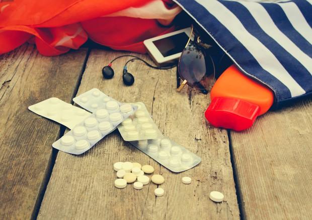 Farmaci in vacanza, 7 consigli per conservarli bene