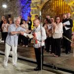 Grande partecipazione di pubblico al V FESTIVAL CORALE INTERNAZIONALE INCANTO MEDITERRANEO