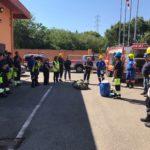 Concluso il corso base dei volontari, importante traguardo per la Protezione Civile di San Filippo del Mela
