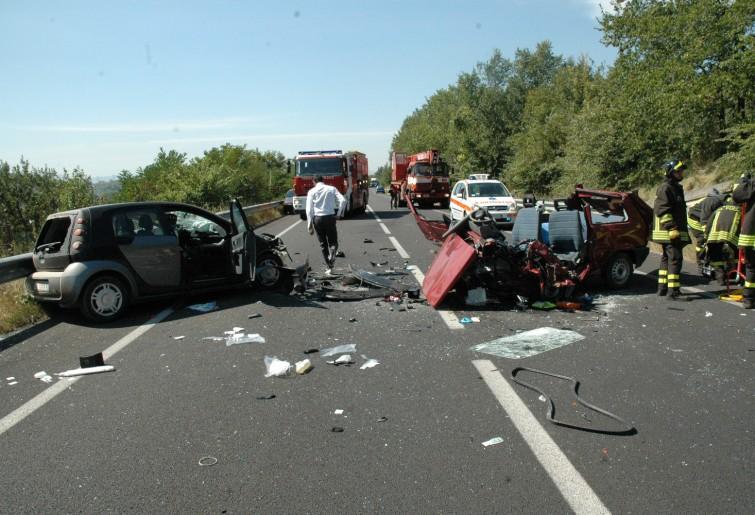 Sicurezza stradale, l'allarme lanciato dalla Polizia