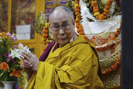Visita Dalai Lama,vitto e hotel 900 euro