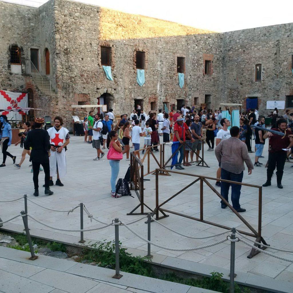 Un successo confermato per il Dragon Fest al Castello di Milazzo