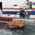 Lipari: Aperta inchiesta della Procura su incidente aliscafo