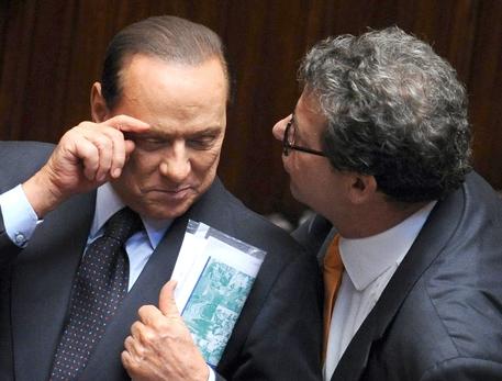 Berlusconi, bene ticket Musumeci-Armao