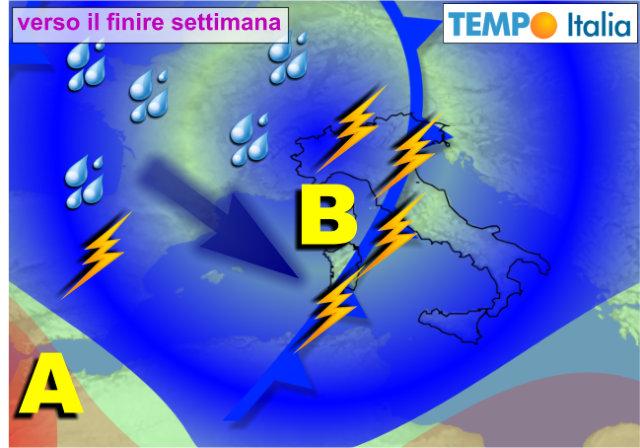 Condizioni meteo, domani Allerta arancione a Milazzo