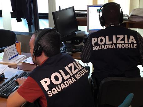 Mafia: Ps Catania sequestra 12 mlm beni