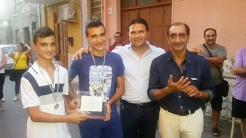 Il barcellonese Claudio La Torre campione mondiale di Subbuteo