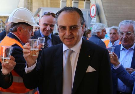 Tangenti: condannato a 4 anni e due mesi ex presidente Rfi, Dario Lo Bosco