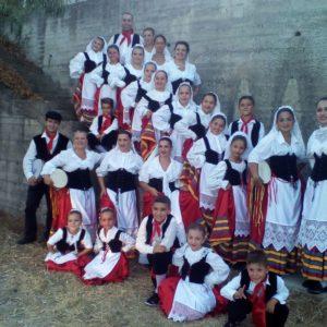 """Successo del gruppo """"Girasole"""" a Santa Lucia del Mela."""
