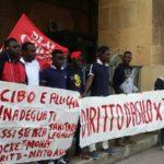 Sant'Angelo di Brolo, cibo ritenuto scadente, proteste di 29 immigrati