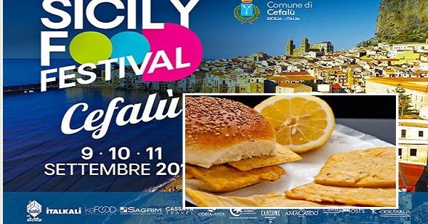 Sicily food festival di Cefalù, tre giorni di cibo, musica e cultura