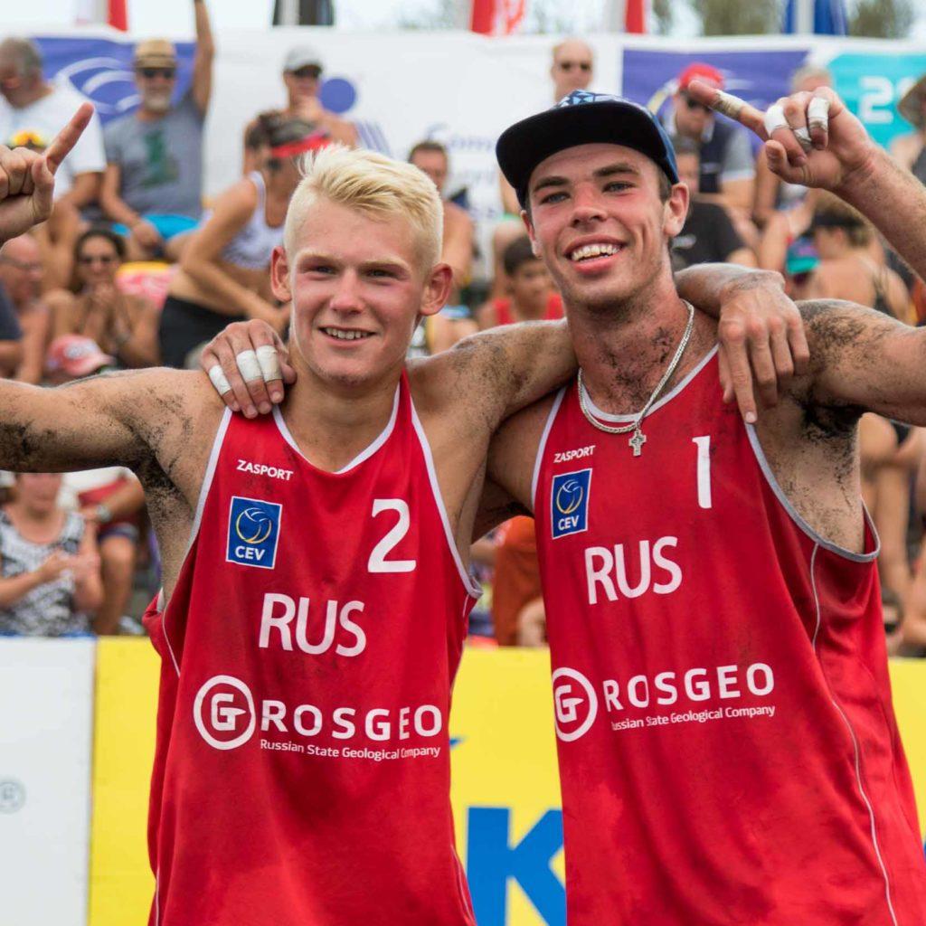 Messina / A Vulcano si premiano i migliori del Beach Volley europeo.