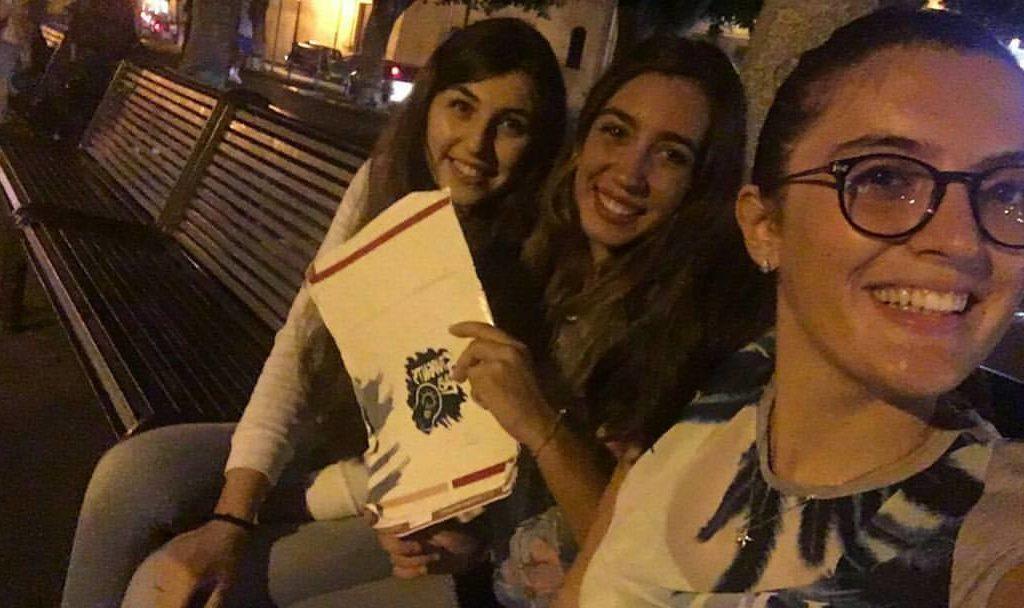 """I ragazzi della IV B del Liceo scientifico """"Meucci"""" alla fase regionale del concorso """"Studentlab"""""""