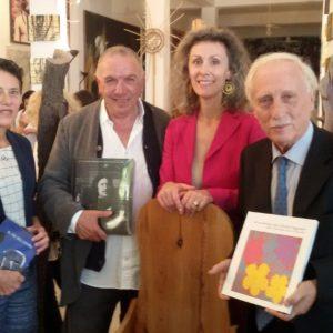 Il presidente della Fondazione Fiumara d'Arte Antonio Presti  incontra il Comitato Consultivo della collezione Peggy Guggenheim Venezia