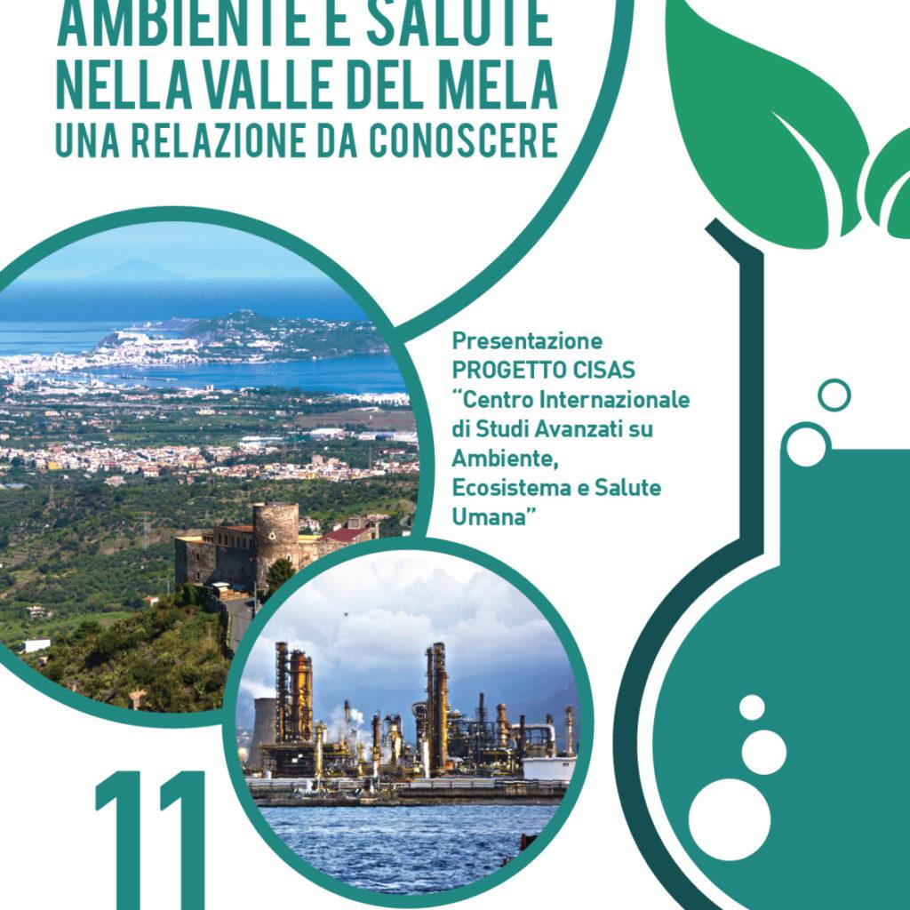 """Milazzo: Convegno """"Ambiente e Salute Nella Valle del Mela"""" al Teatro Trifiletti"""