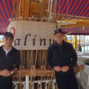 """Dai banchi…..alle vele! Dodici giorni in mare: un'occasione irripetibile per il Nautico """"Leonardo da Vinci"""" di Milazzo."""