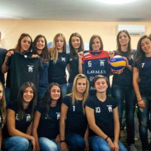 Presentata la Saracena Volley