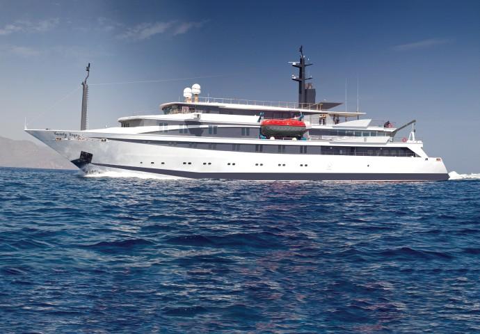 Scalo turistico per il porto di Termini Imerese. Arriva la Variety Voyager !
