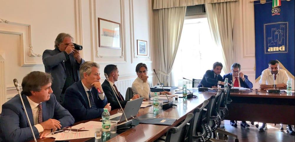 Palazzo Chigi, il premier Gentiloni ha incontrato i sindaci delle Città metropolitane