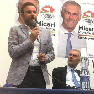 A Barcellona Micari insieme a rappresentanti del Pd e Sicilia Futura per presentare il programma elettorale