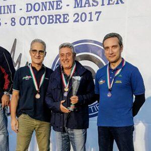 Brillanti affermazioni ai campionati italiano della squadra di tiro a segno Milazzo