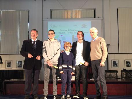 Festival strada scrittori premia giovani master scrittura