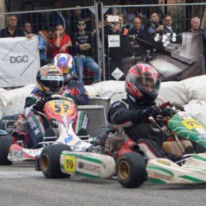 A Milazzo la 1° prova del campionato Italiano Karting