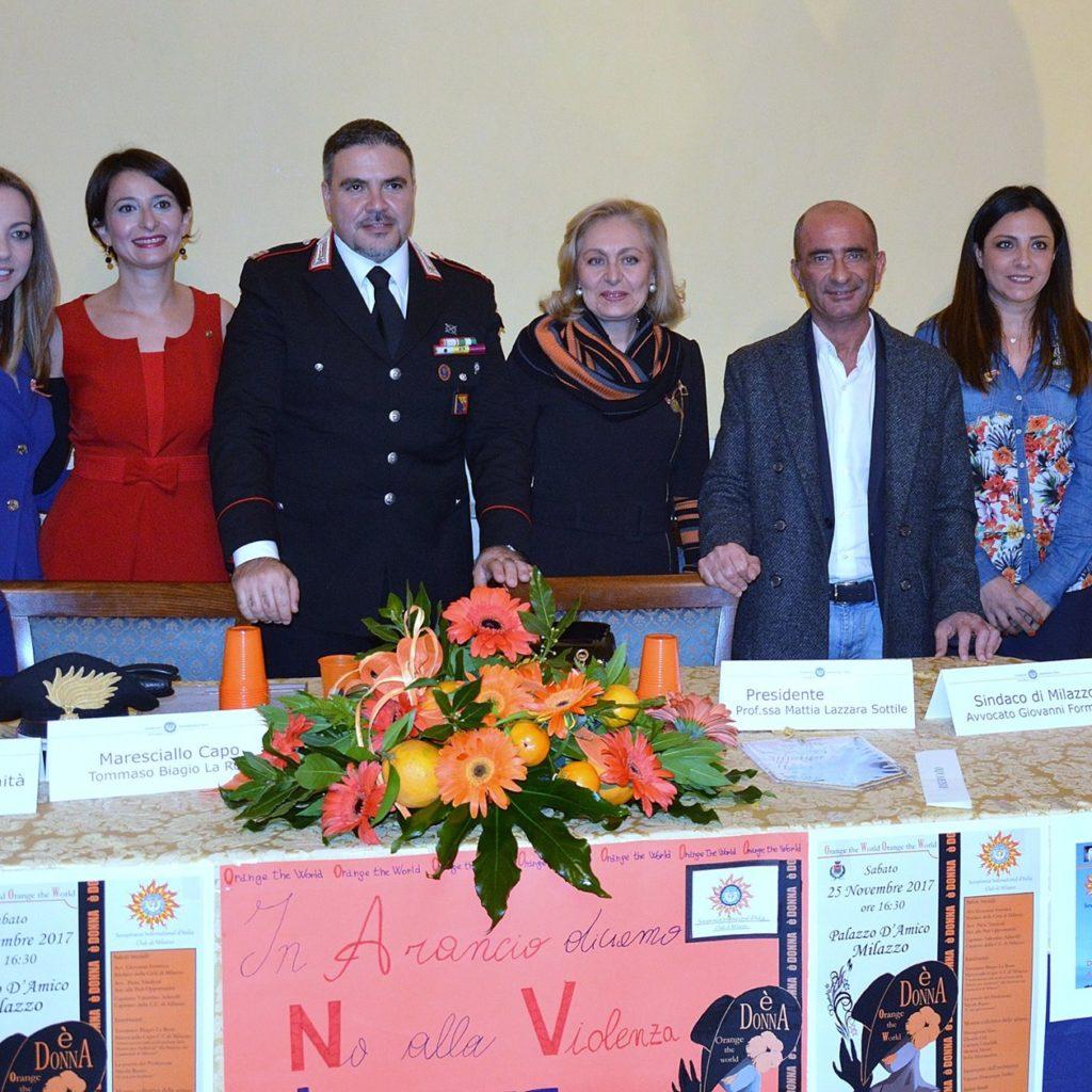 Violenza contro le donne, dibattito a Milazzo del Soroptimist