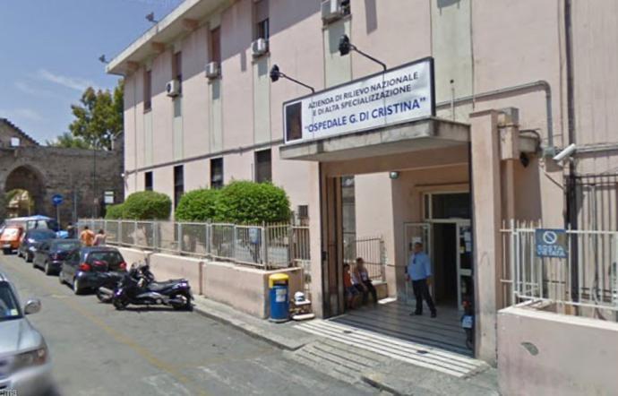 """All'Ospedale """"Di Cristina di Palermo"""" un'infermiera aggredita da un paziente"""