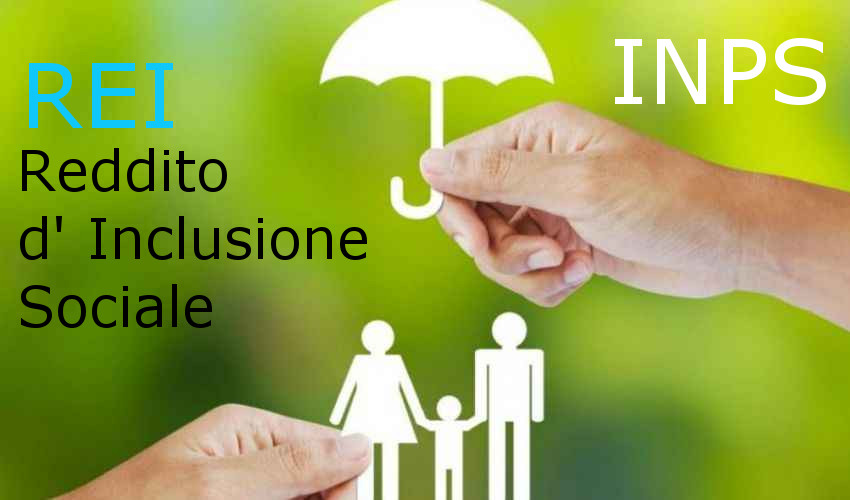 Boom di domande per il Reddito Inclusione (Rei). Tampona ma non risolve….. !