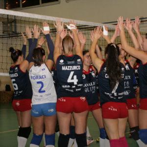 La Saracena Volley batte il Mascalucia e consolida il quarto posto